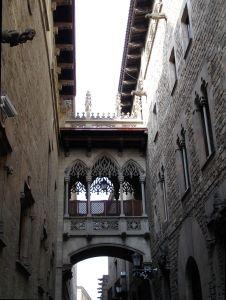 El Barrio Gótico de Barcelona, una maravilla inesperada