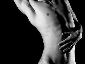 La belleza perfecta de un cuerpo sano