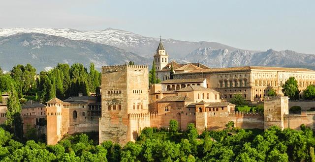 Visitar el sur de España