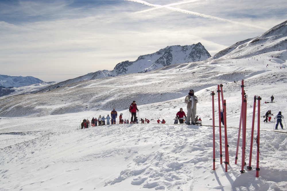 Escapada con los niños a la nieve