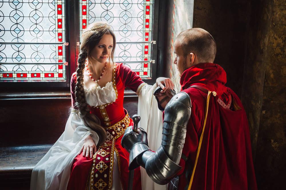 Bodas temáticas: tu boda medieval