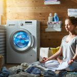 Limpiar puede ser una actividad de relax