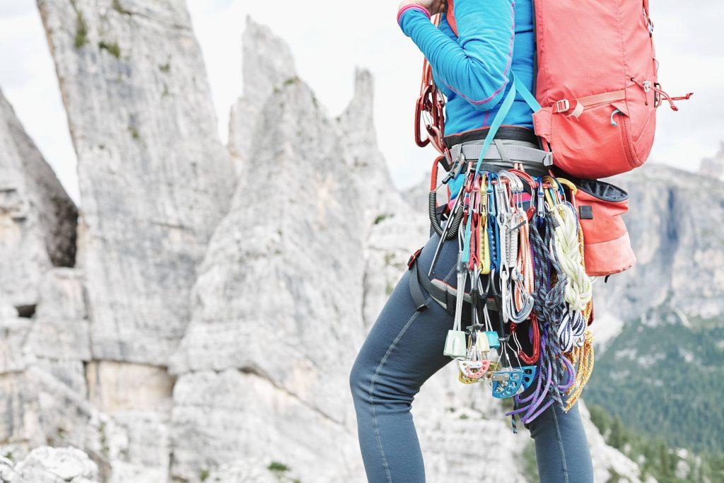 La cordelería en el deporte de aventura