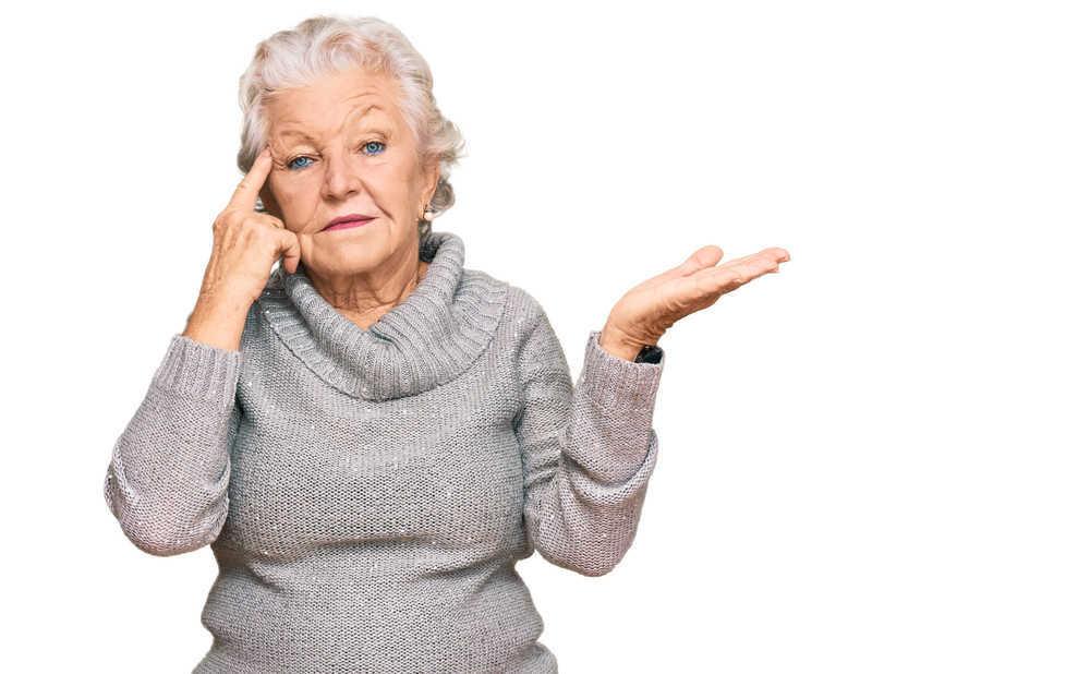Los artículos que cualquier persona mayor necesita